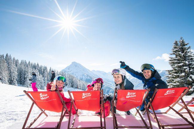 Skifahren in der Salzburger Sportwelt | Pension Waldherr Untertauern
