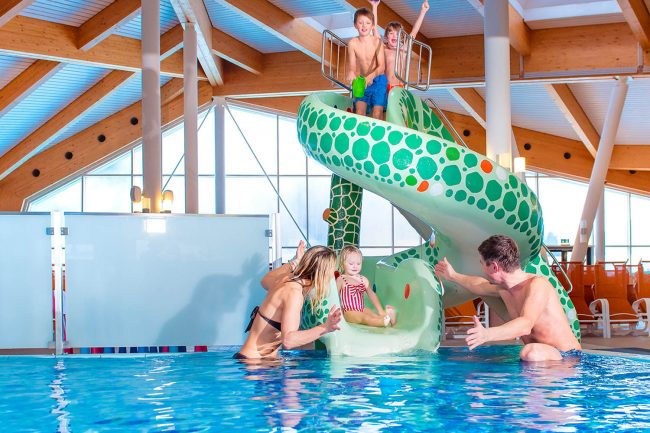 Therme Amadé in Altenmarkt - Pension Waldherr Untertauern