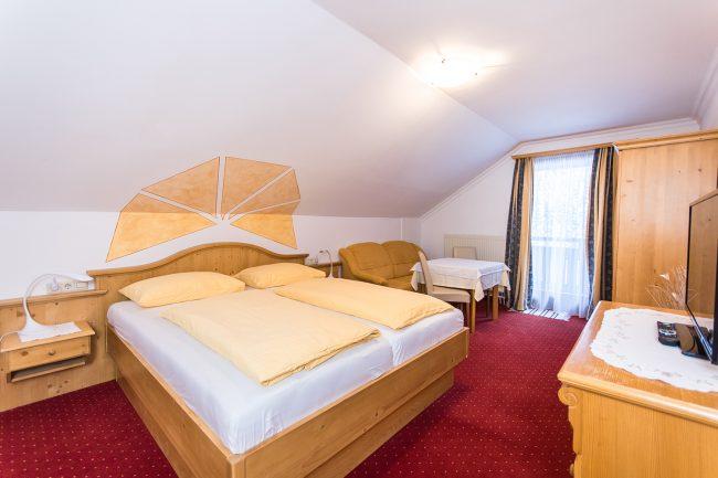 Zimmer mit Frühstück nahe Obertauern - Pension Waldherr Untertauern